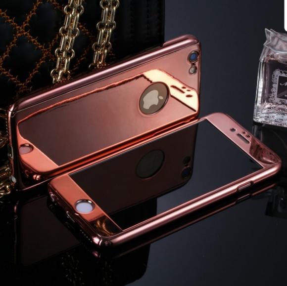 mirrored phone case iphone 8